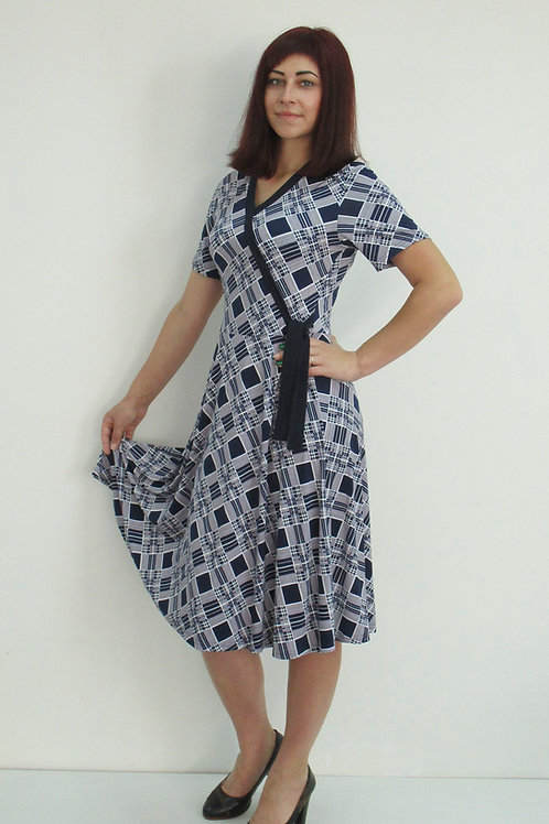 563. платье женское 563/831н