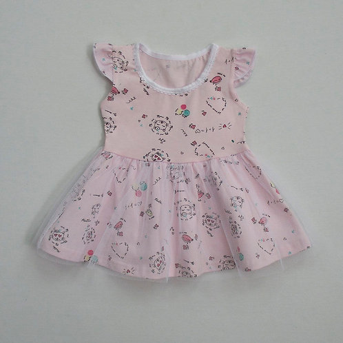 345. платье для девочки 345/800н