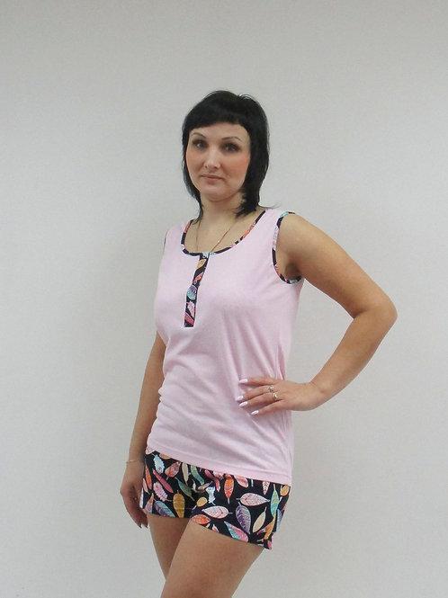 753. пижама женская 753/001н