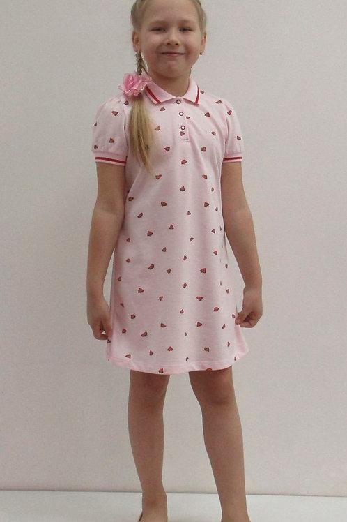 719. платье для девочки 719/090н