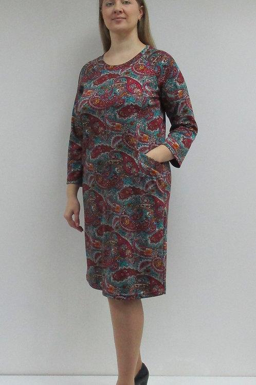 659. платье женское 659/100н