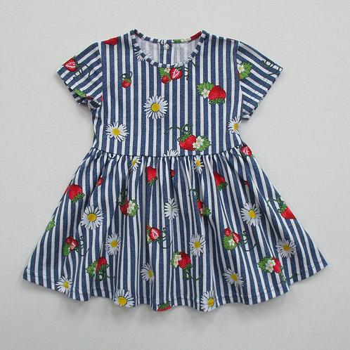656. платье для девочки 656/001н