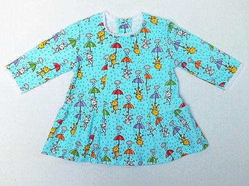 387. платье для девочки 387/067н