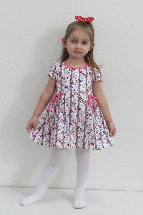 331.платье для девочки 331/001н
