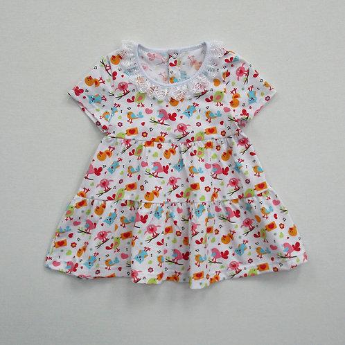 532. платье для девочки 532/001н