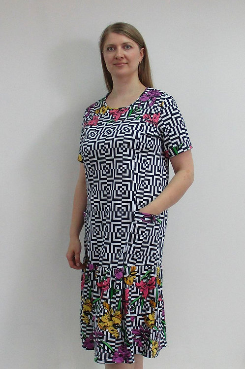 582. платье женское 582/001н