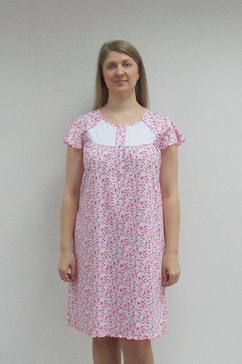 255.сорочка женская ночная 255/001н