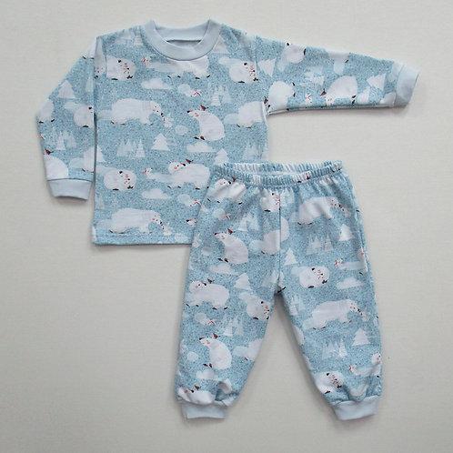 406.пижама детская 406/278нв