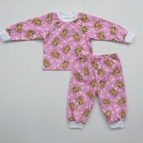 162.пижама ясельная 162/001н