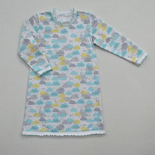 245.сорочка для дев. ночная 245/278нв