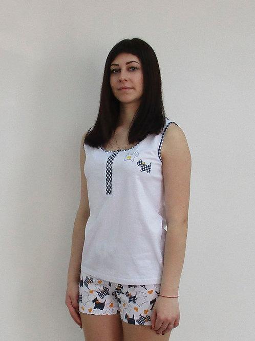753п. пижама женская 753П/001н