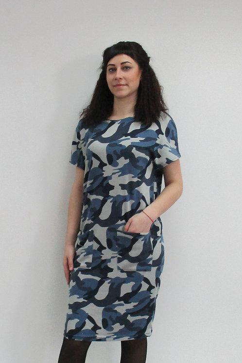 459.платье женское домашнее 459/722м