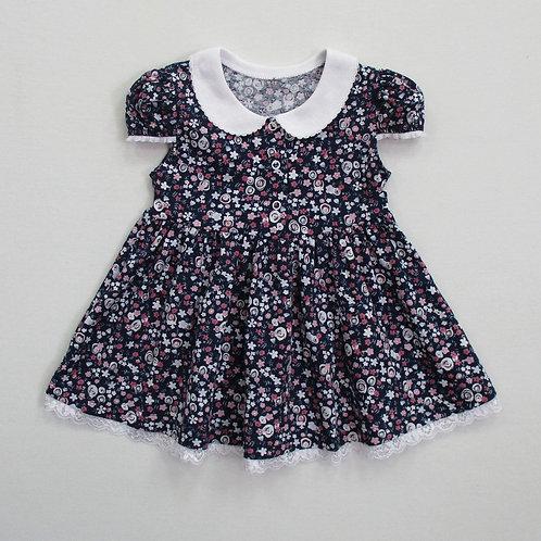 513. платье для девочки 513/001н