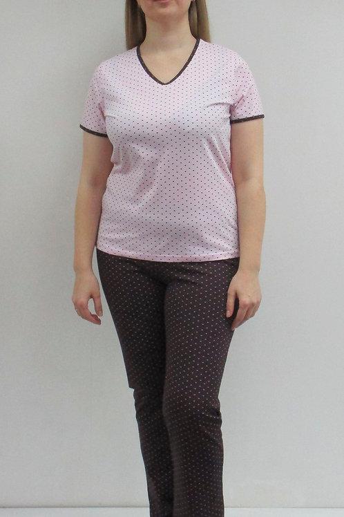 632. пижама женская 632/001н