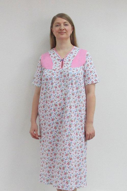 717. сорочка женская ночная 717/001н