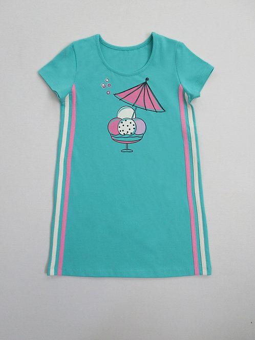 607п. платье для девочки 607П/800м,800