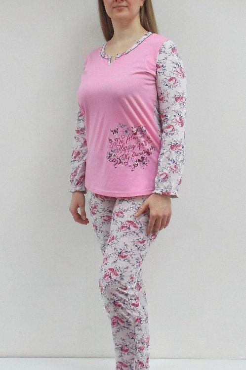 389п.пижама женская 389п/001н