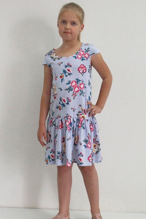 538. платье для девочки 538/001н