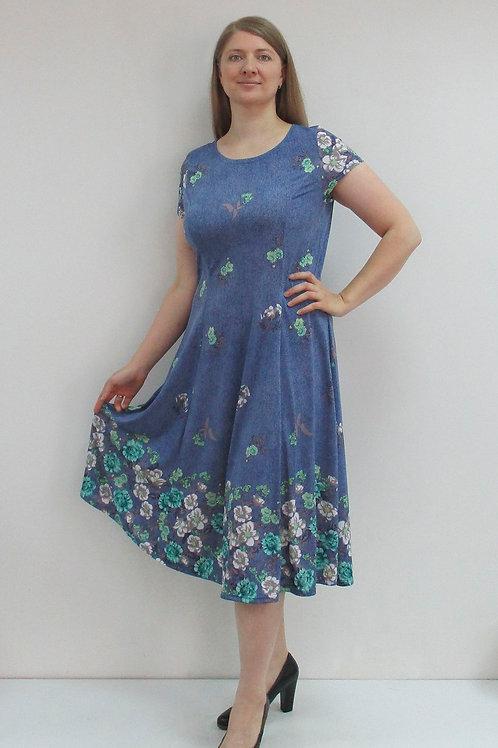546. платье женское 546/831н
