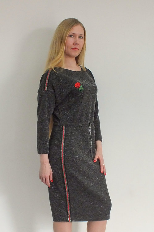 486п. платье женское 486П/722