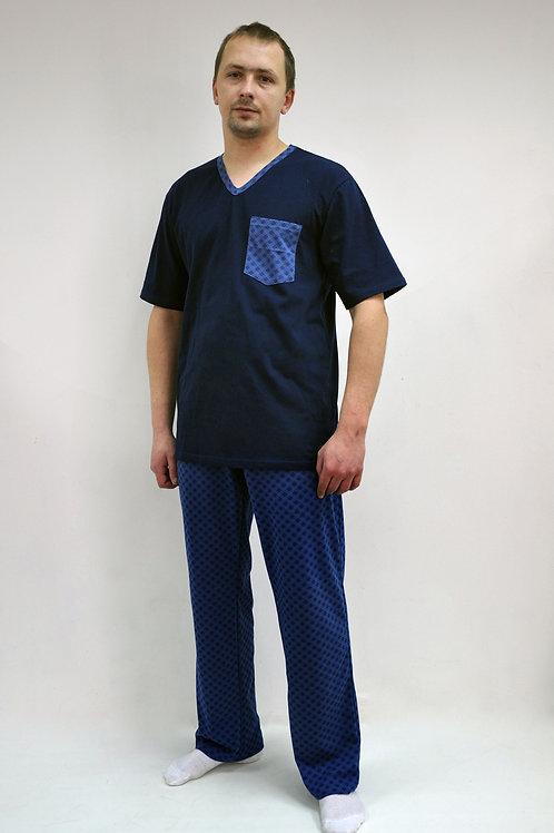 146. пижама мужская 146/001н