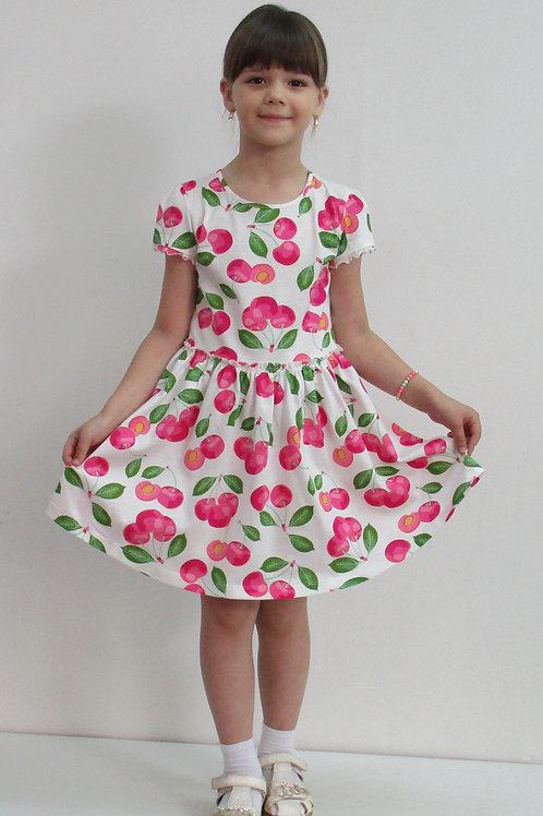 388.платье для девочки 388/001н