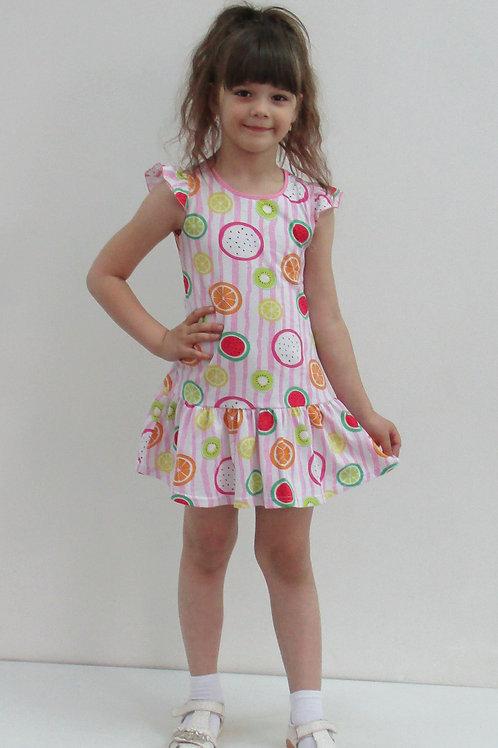 150платье для девочки 150/001н