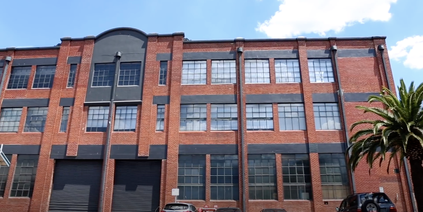 The XFactory building