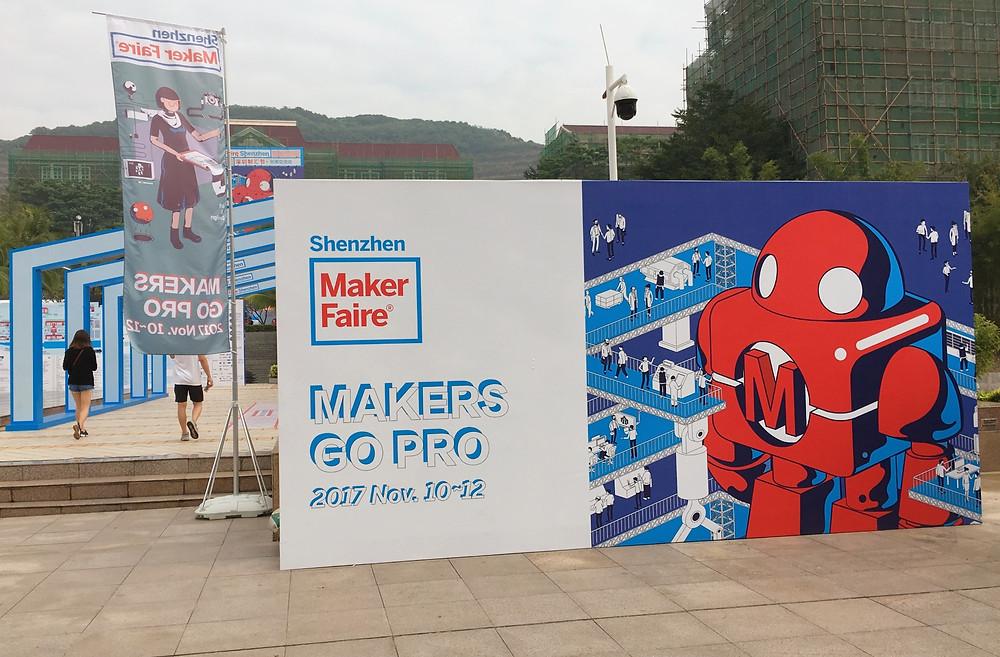 Maker Faire 2017 Shenzhen