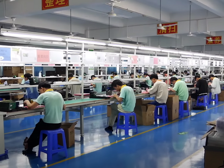 Manufacturing for low cost, high volume: the trade-offs