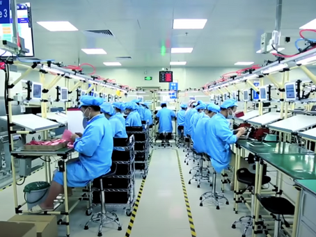 Lessons learned touring Chinese electronic factories