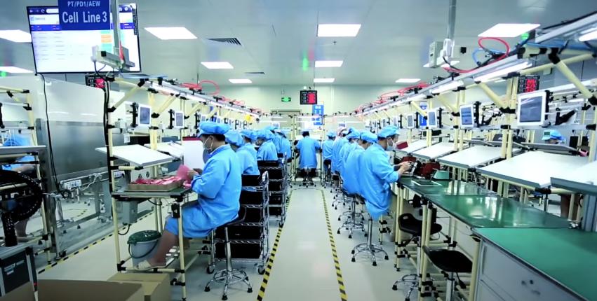 Defond factory Shenzhen