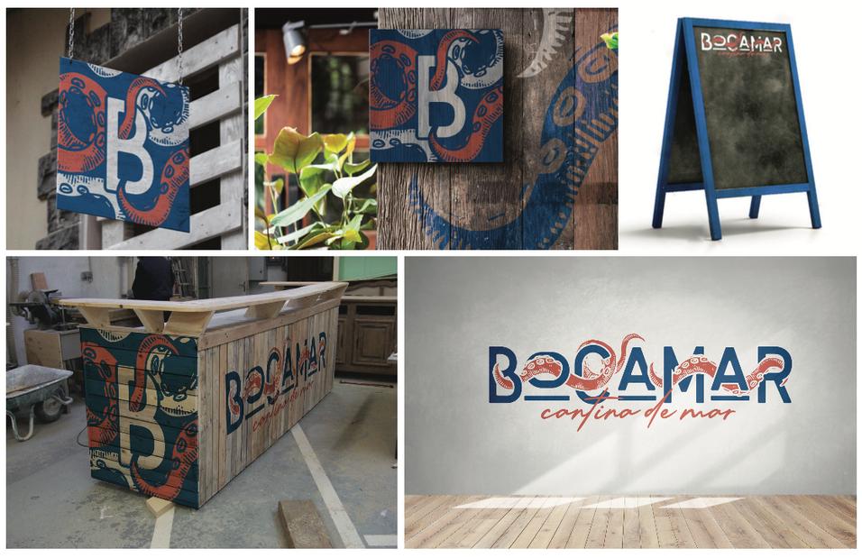 Bocamar Branding