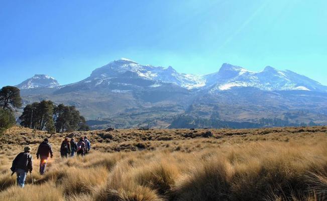 Parque Nacional Iztaccihuatl