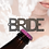 "Thumbnail: ""BRIDE"" Bottle Opener Keychain"