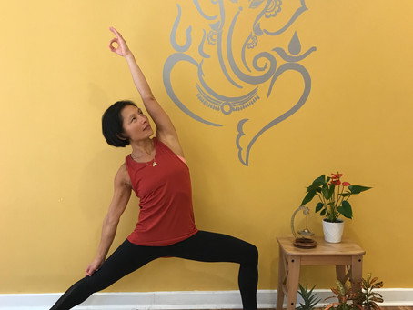 Easing into Fall from a Yogic Perspective