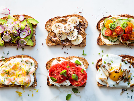 Mindful Eating— Getting Toasted