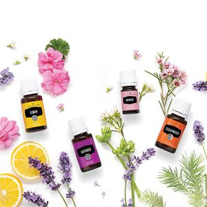 Just the Essentials: Soothe Summer Allergies with Peppermint, Lavender, Tea Tree, & Eucalyptus Oils