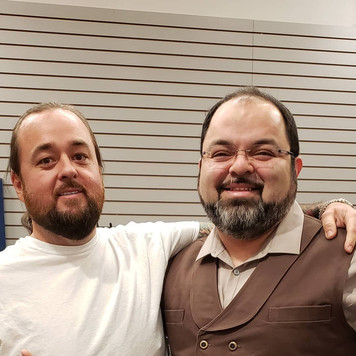 Me and Chumlee