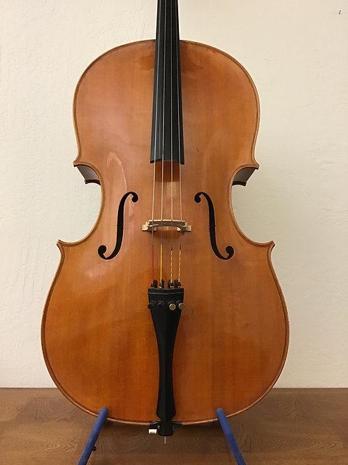 """""""Golden"""" Montagnana copy cello"""