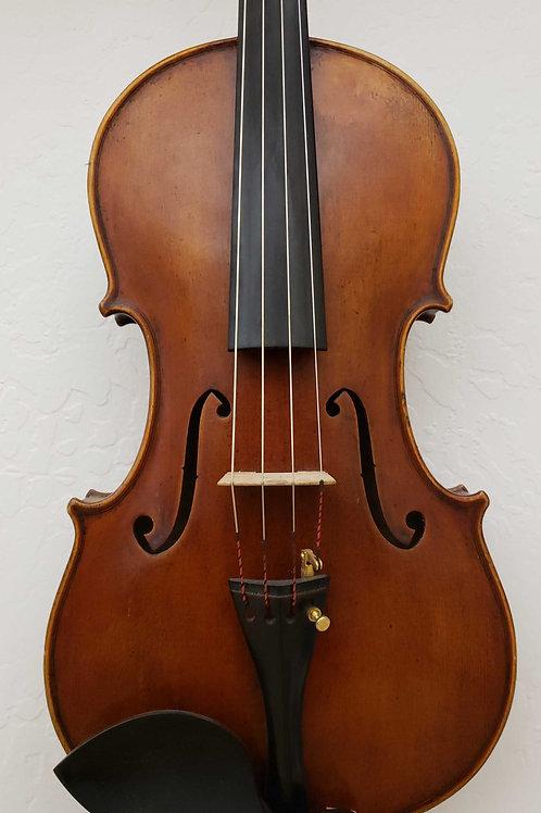 """15"""" 2009 Amber Strings Santa de Luca viola"""