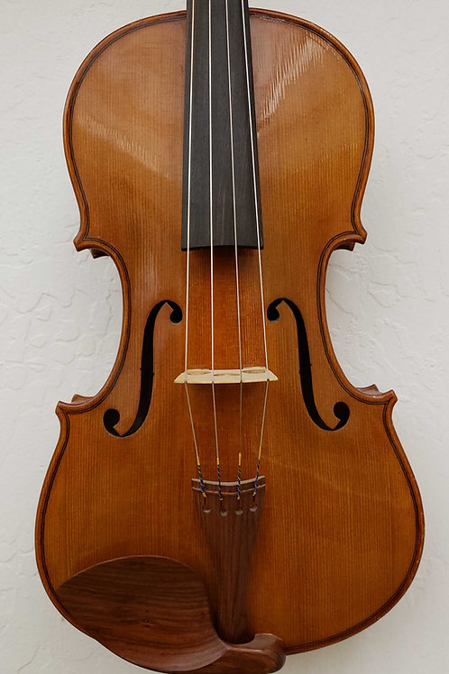 "15.5"" Kirk Violins, inc. Dreir model 1998 viola"