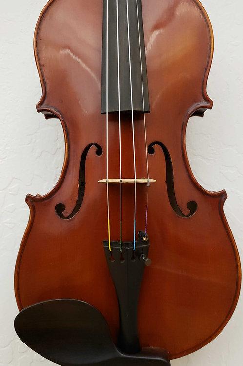 Clif Alsop 1986 4/4 violin