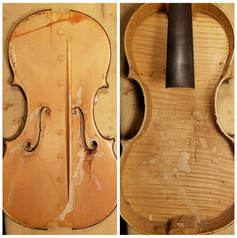 Audinot violin
