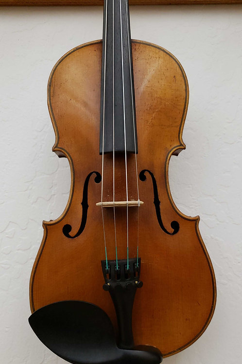 Eugenio Praga 1887 3/4 violin