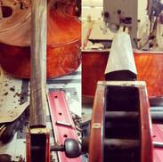 Cello Finger Board Plane