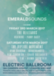 Emerald Sounds Line-up