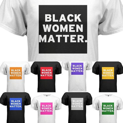 Black Women Matter af