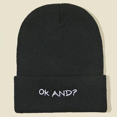 Ok, AND? af.