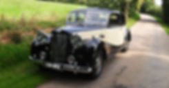 Austin Sheerline vintage car for hire